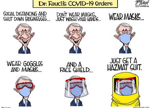 Dr Anthony Fauci Meme Gallery Politically Incorrect Humor